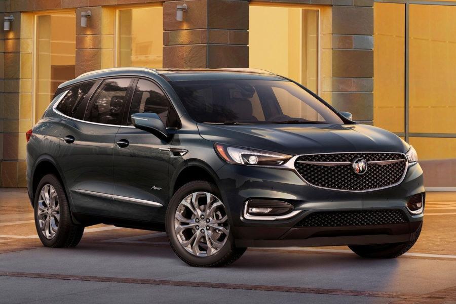 2019 Buick Enclave Avenir Review