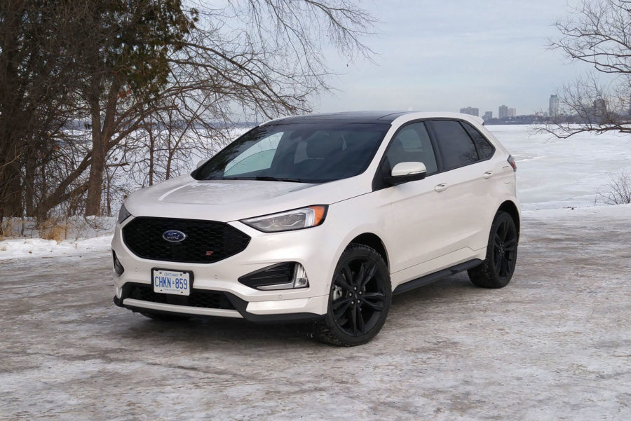 2019 Ford Edge ST Review