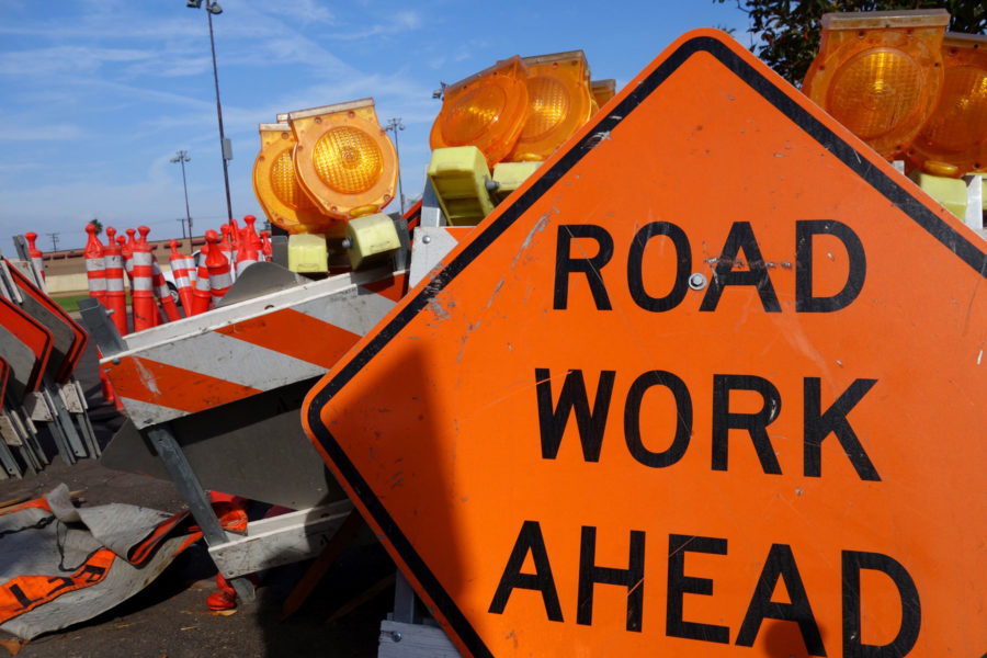 7 Tips for Driving Through Construction Zones