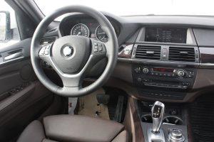 BMW X5 xDrive35d driver's seat