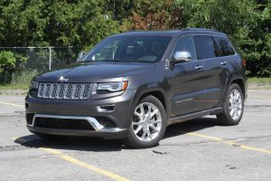 Jeep Grand Cherokee EcoDiesel
